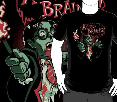 Zombie Potter