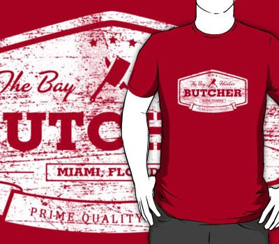Dexter – The Bay Harbor Butcher