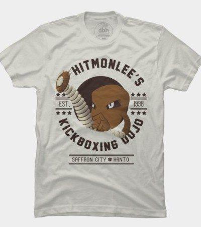Hitmonless's Kickboxing Dojo