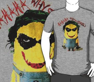 The Joker Minion