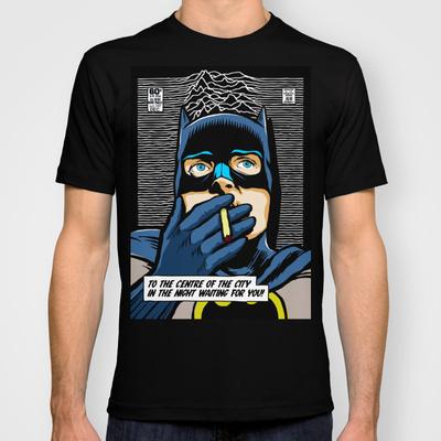 Post-Punk Comix: Bat Curtis