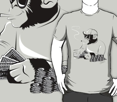 Chimp Poker