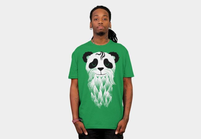 Panda Beard