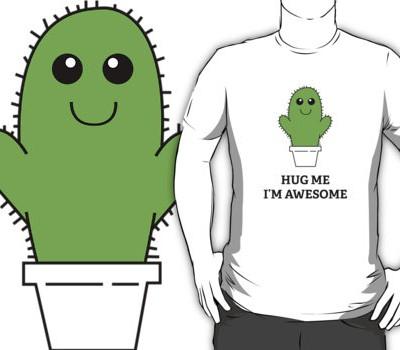 Hug Me, I'm Awesome