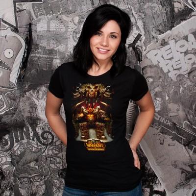 World of Warcraft – Garrosh Throne