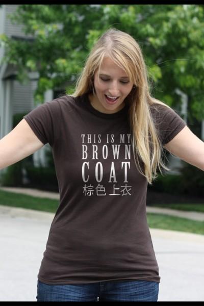 My Brown Coat