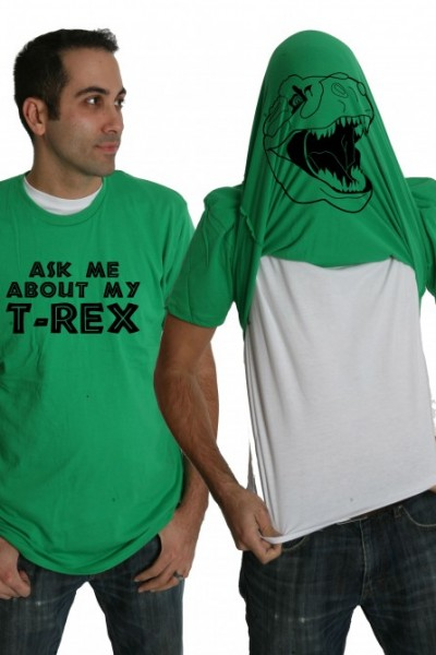 Ask Me About My T-Rex