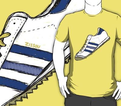 Team Zissou Adidas