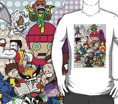 X-Men Kids T-shirt