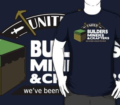 Minecraft Been Around the Block T-Shirt