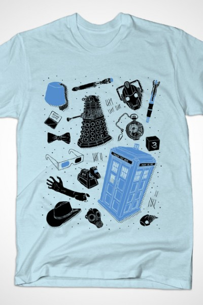 Doctor Who – Artifacts