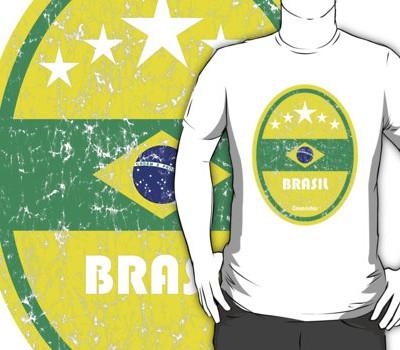 Fifa 2014 – Brasil T-Shirt