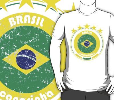 World Cup 2014 – Team Brasil T-Shirt