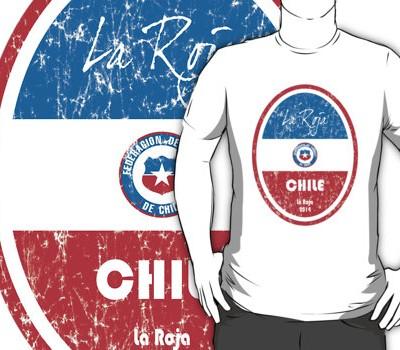 Fifa 2014 – Chile T-Shirt