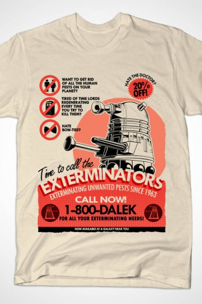 Doctor Who – The Exterminators