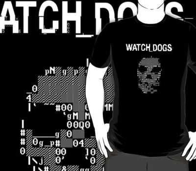 Watch Dogs – Digital Skull