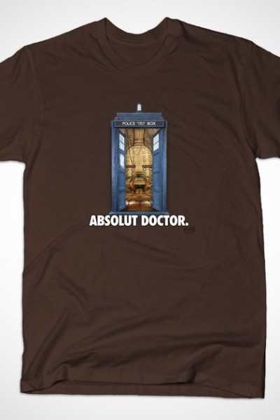 Absolut Doctor Who