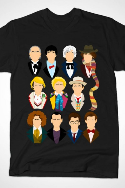 Doctor Who – Eleven Doctors