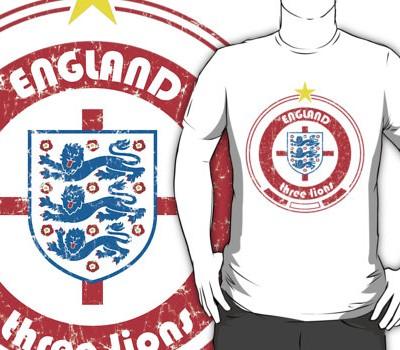 World Cup 2014 – Team England T-Shirt
