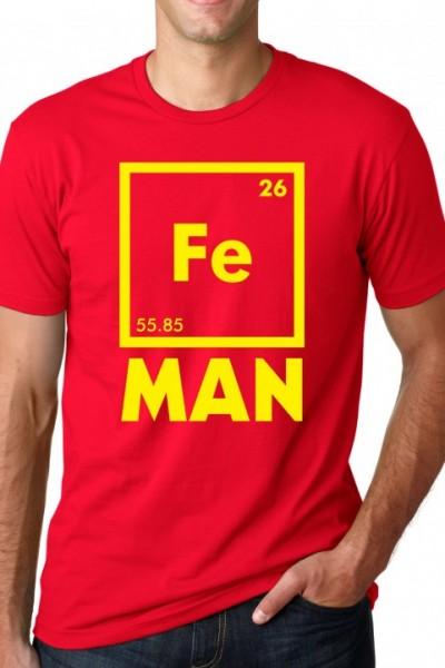 Iron Man Chemestry