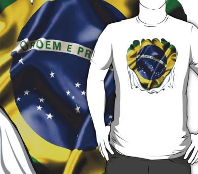 World Cup 2014 Brasil T-Shirt
