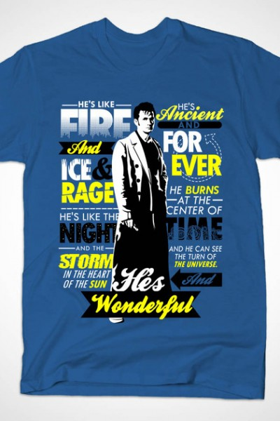 Doctor Who – Fire and Ice and Rage