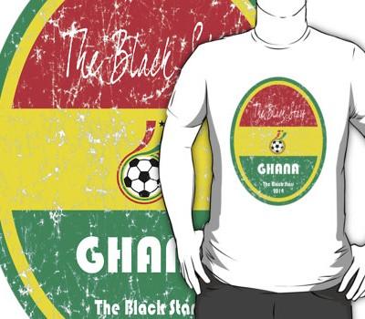 Fifa 2014 – Ghana T-Shirt