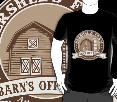 The Walking Dead – Hershel's Farm