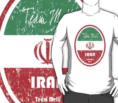 Fifa 2014 – Iran T-Shirt