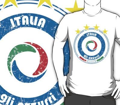 Fifa 2014 – Team Italy T-Shirt