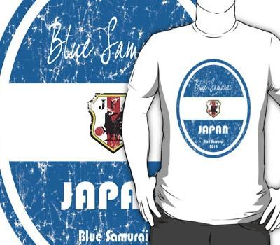 Fifa 2014 – Japan T-Shirt