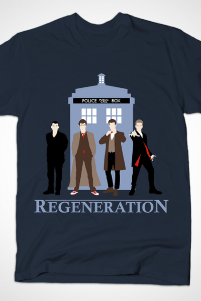 Doctor Who – Latest Regenerations