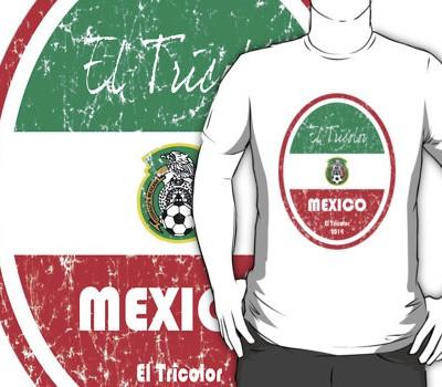 Fifa 2014 – Mexico T-Shirt