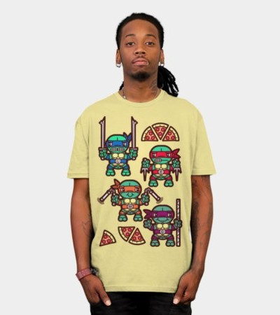 TMNT – Pizza Party