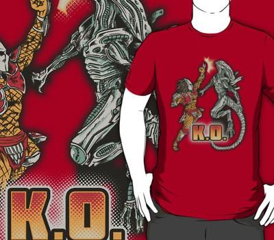 Alien vs Predator KO