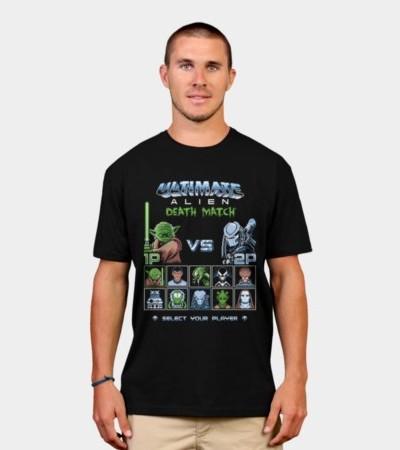 Predator vs Yoda – Ultimate Alien Deathmatch