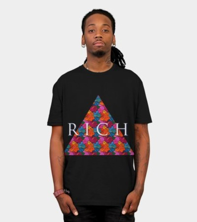 Rich Floral T-Shirt