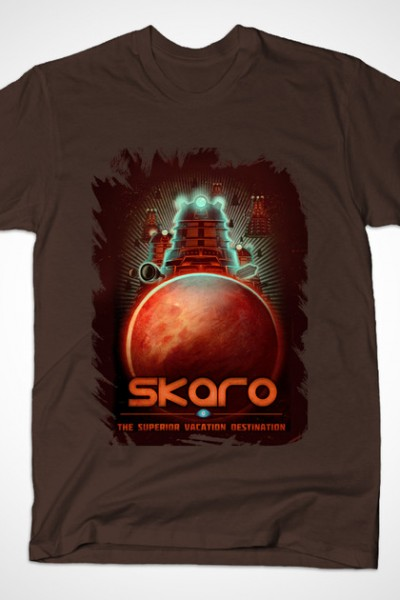 Doctor Who – Skaro