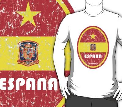 World Cup 2014 – Team Spain T-Shirt