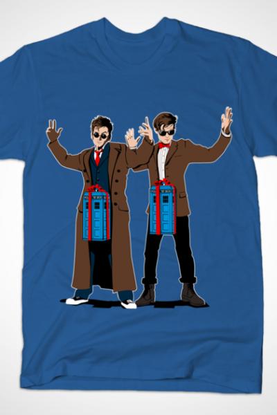 Doctor Who – Tardis Lovers