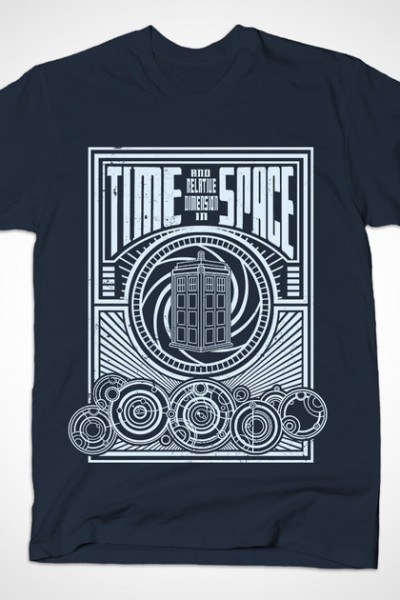 Doctor Who – Time and Space