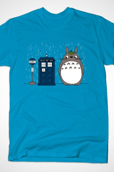 Doctor Who – Allons-Y Totoro