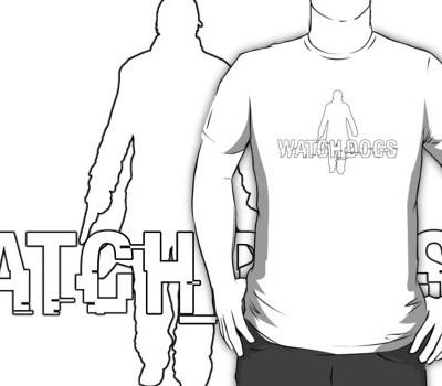 Watch Dogs Design T-Shirt