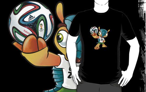 world cup mascot