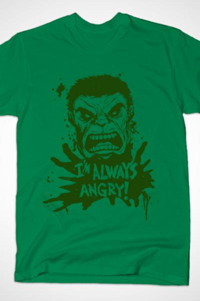 Hulk – Always Angry