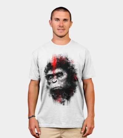 Planet of the Apes – Caesar Tribute