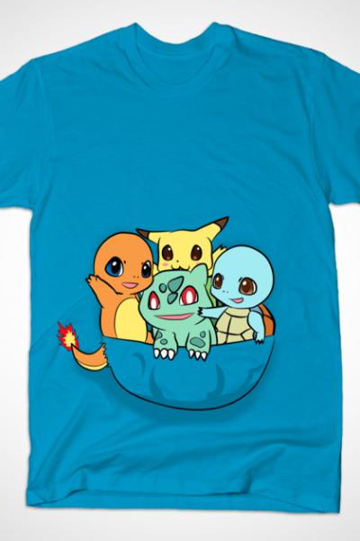 Baby Pokemon on Pocket