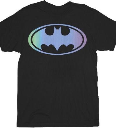 Batman Neon Logo