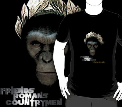 Caesar – Rise of the Planet of the Apes