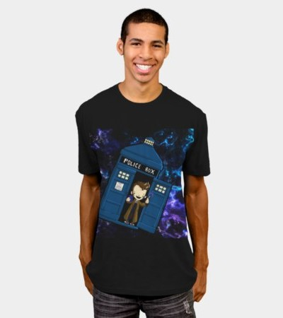 Tardis in Space – Doctor Who 10